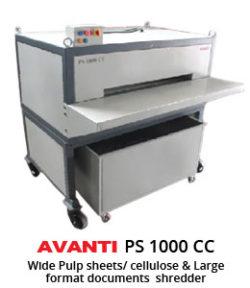 AVANTIPS 1000 CC