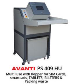 AVANTI PS 409 HU