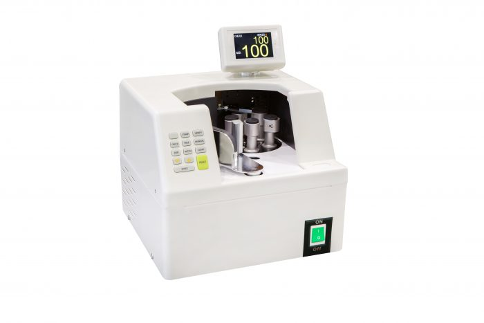TC – 5500M (Compact & Heavy Duty Bundle Note Counting machine)