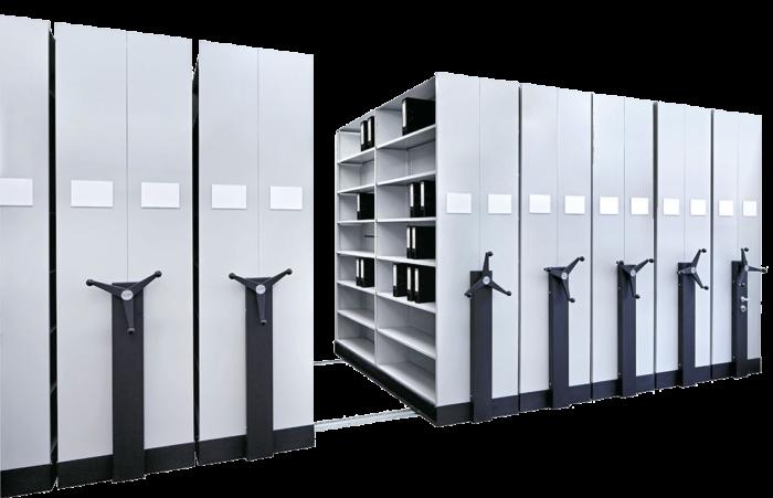 MOBISTOR (Compactors- Mobile Storage System)
